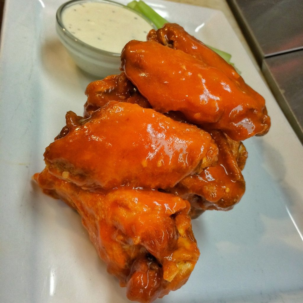 little pub super bowl wings