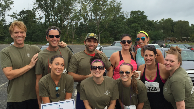 This year Absolut Vodka and Little Pub are teaming up for the CancerCare Walk/Run for Hope in Greenwich, CT.