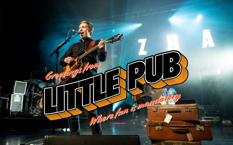 george ezra little pub